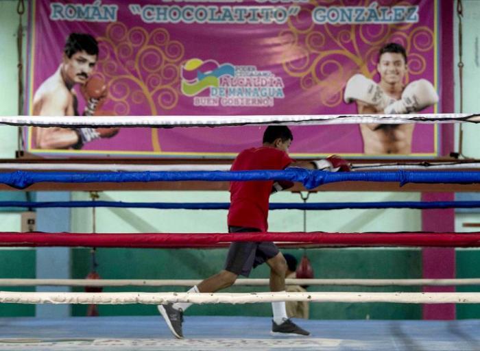 Boxeo Nicaragua