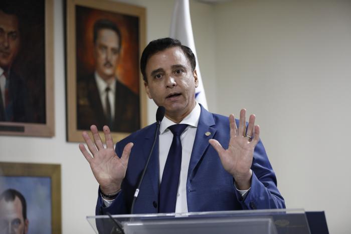 El contralor de la República, Gerardo Solís.