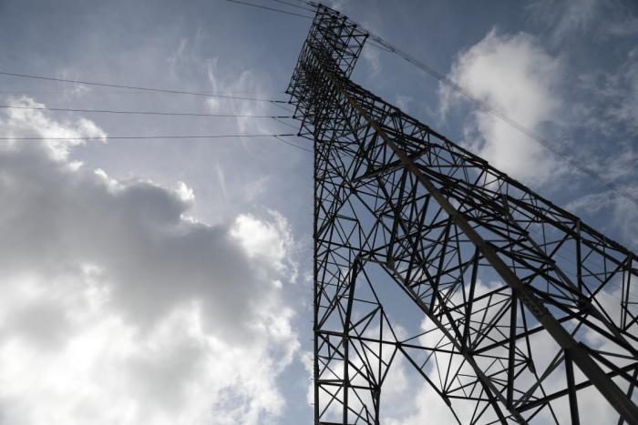 Torre de alta tensión Subestación Santa Rita, Colón
