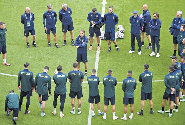 Eurocopa: cuartos de final