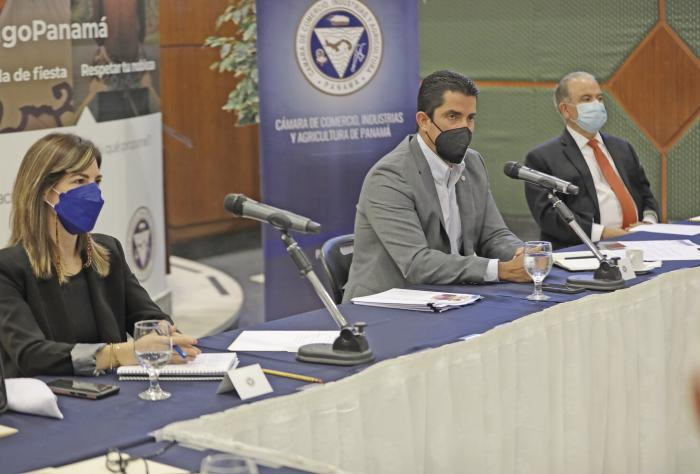 Icaza: 'Fallo refuerza la postura de la Cciap' en torno al levantamiento de restricciones