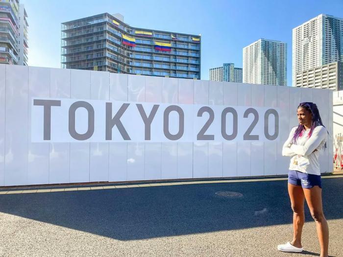 Atletas panameños se instalan en los Juegos Olímpicos Tokio 2021
