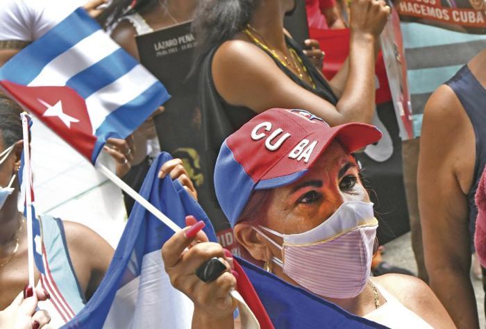 El desafío cubano: soberanía, protestas y asedio de Estados Unidos
