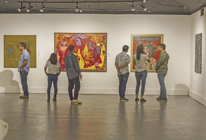 'Emanaciones', un espacio para impulsar al talento joven en Panamá