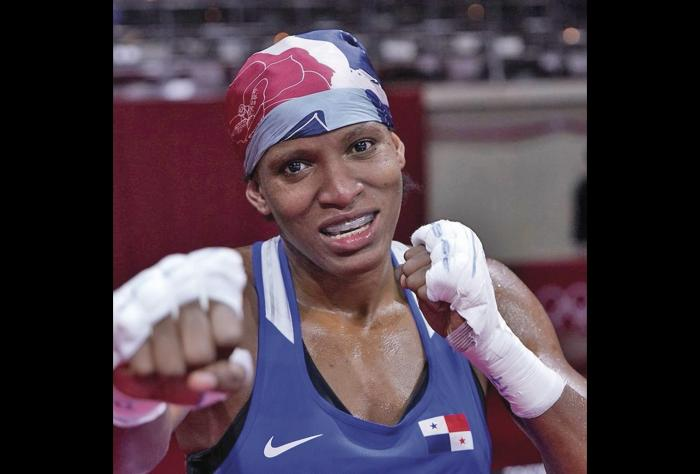 Panamá en Tokio: Bylon marca pauta en boxeo