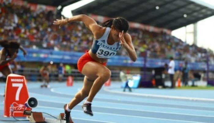Gianna Woodruff, atleta panameña