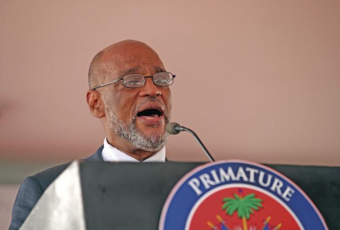 Primer ministro de Haití promete crear condiciones para elecciones honestas