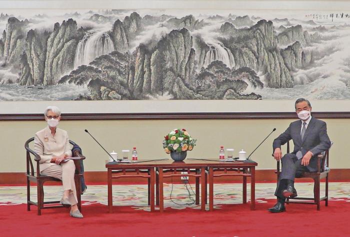 Crecen tensiones entre EE.UU. y China por Taiwán