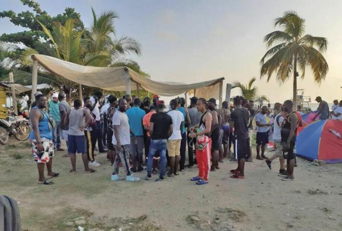 2021 será el año con mayor flujo de migrantes irregulares en Panamá
