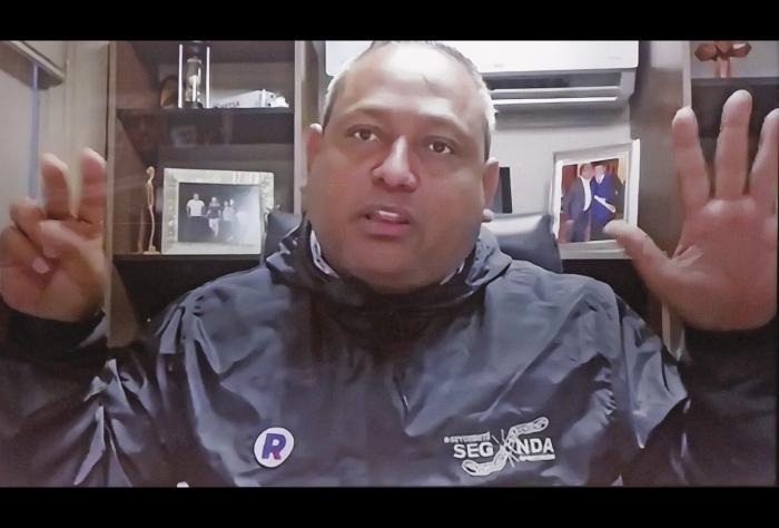 Raúl Pineda: 'Las personas no pueden seguir inhabilitadas para toda la vida'