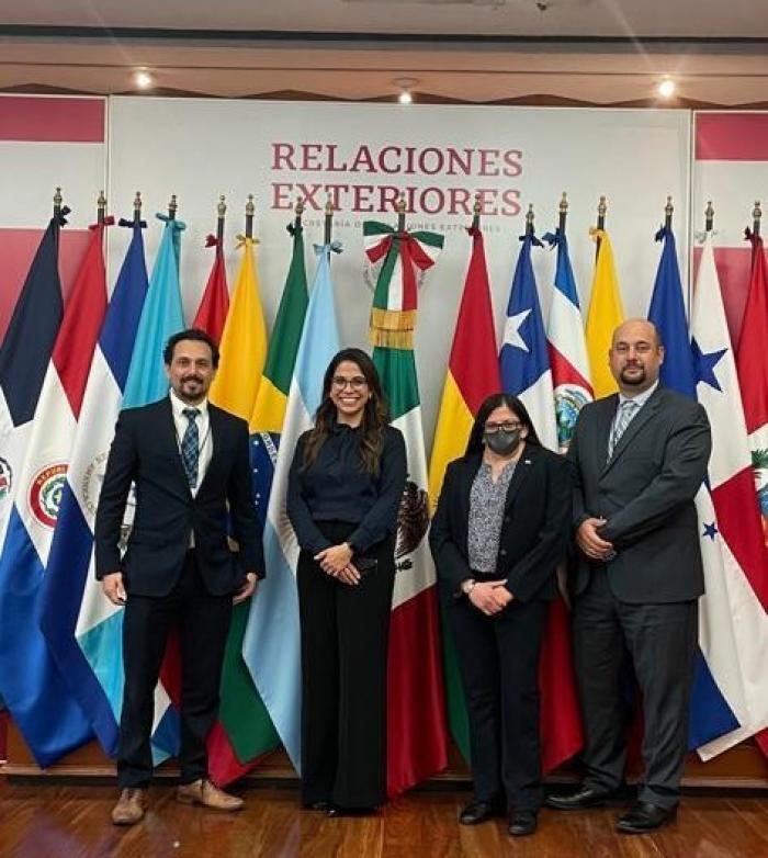Panamá participa en la XLIII Reunión Plenaria de Representantes del  Gafilat.
