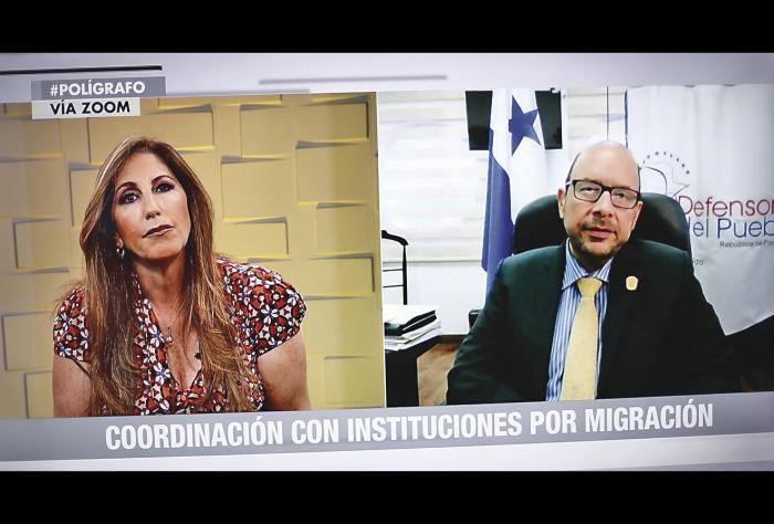 Eduardo Leblanc:'Con el respeto que merecen los magistrados de la CIDH, es imposible vacunar a los emigrantes en Panamá'