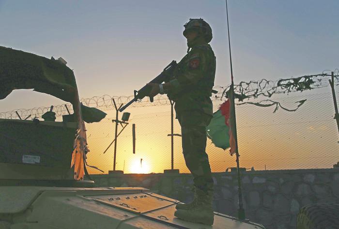 Afganistán: el cementerio de falsas ideologías