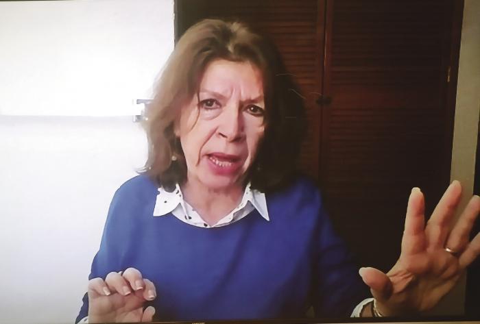 Matilde Luna: 'Niños son institucionalizados de manera masiva e innecesaria'