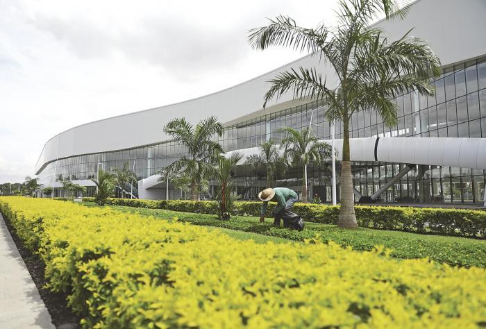 El Panamá Convention Center abre sus puertas