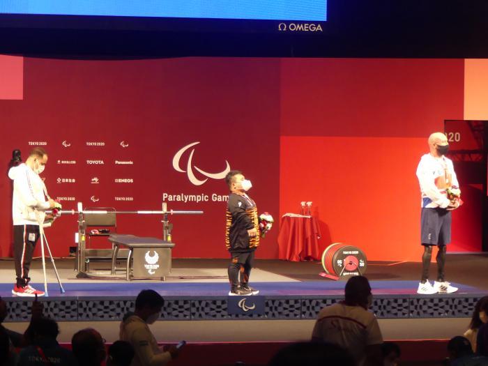 Parapowerlifting, 72 kg Juegos Paralímpicos Tokio 2020+1