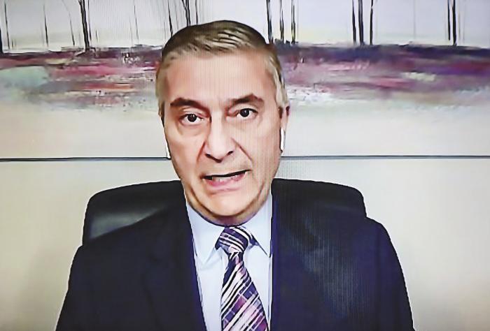 Joseph Hage:'La existencia de una amenaza terrorista no va a cesar, se va incrementar'