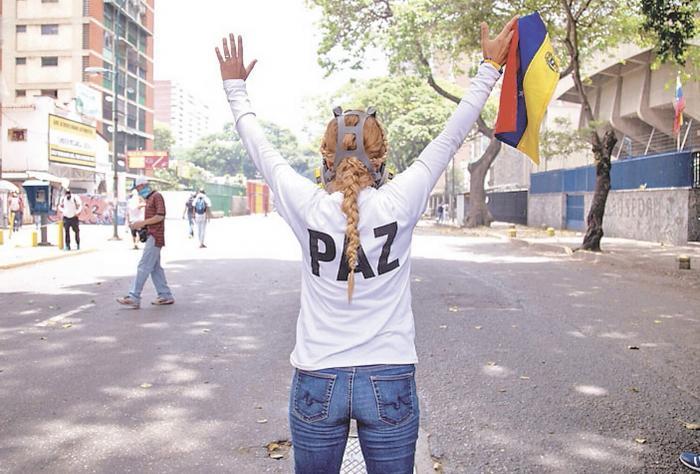 ¿Negociación que salvará a nuestra Venezuela?
