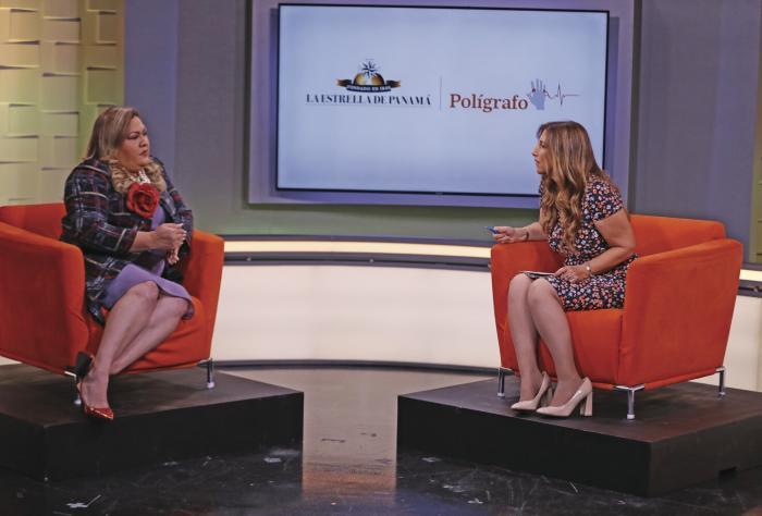 Nellys Herrera: 'No hay un plan estratégico nacional contra la violencia a la mujer'