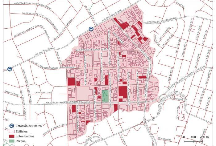 Obarrio: lotes baldíos e hiperverticalización en el centro financiero