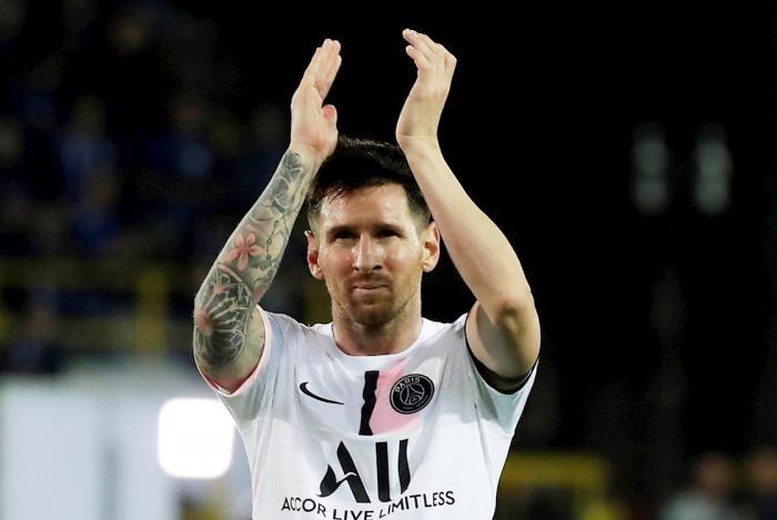 El argentino Lionel Messi firmó con el París Saint-Germain, PSG