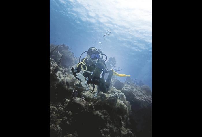 El buceo, un deporte subacuático que precisa consciencia ambiental