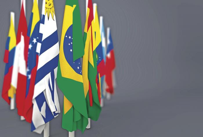 Naciones desunidas y la subasta del orden regional