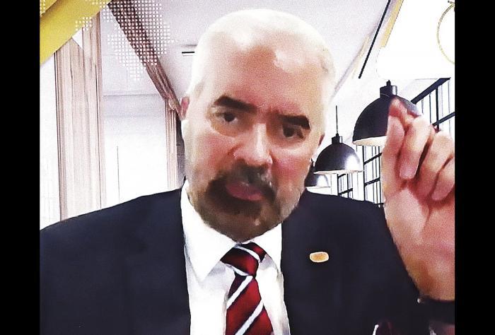 Julio De La Lastra: 'En el caso de PPC, la puerta no está cerrada. A través de la Asamblea se pueden hacer los cambios que quieran'