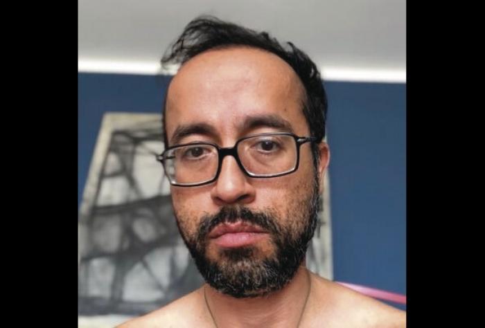 Darién Montañez, un artista que figura en la historia de la estética
