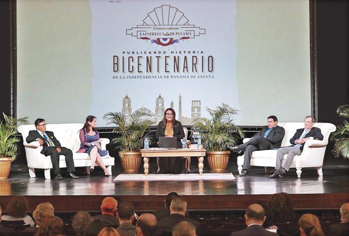 Un homenaje de 'La Decana' a la historia desde el Teatro Nacional