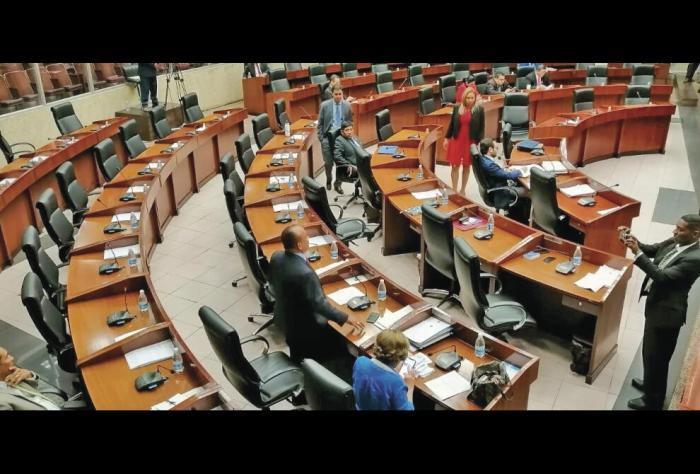 En sesión permanente hasta aprobar reformas en segundo debate