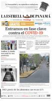 Portada del domingo 5 de abril  de 2020