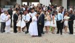 Tribunal Electoral celebra boda masiva en los 500 años de fundación de Panamá