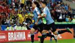 Cavani da el triunfo y el primer puesto a Uruguay