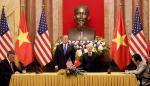 Trump exime a Vietnam y Corea del Norte de su guerra contra el socialismo
