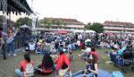 Jazz, en una espléndida tarde de verano