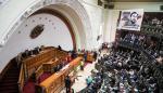 El Parlamento aprueba ley que regirá eventual transición en Venezuela