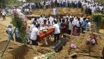 Sri Lanka comienza a despedir a sus muertos que subieron a 321