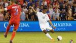 EEUU venció 1-0 a Panamá