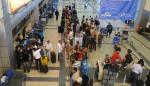 Entrada de visitantes al país se reduce 2.8% en abril