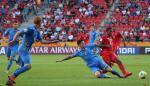 Ucrania golea a Panamá y se mete en cuartos de final del Mundial