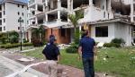 MP investiga explosión en el P.H. Costa Mare