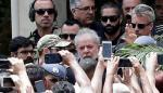 Lula asegura que demostrará su inocencia para honrar a su nieto muerto