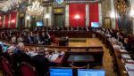 Intenso debate en juicio a soberanistas catalanes