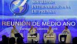 SIP advierte que agresiones contra la prensa libre se multiplican en América