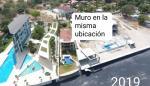 Ingeniero Municipal de Chame aclara construcción de muro en playa de Coronado