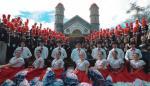 Banda de Costa Rica recibe acreditación para Desfile de Rosas 2020