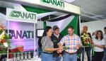 Anati entrega títulos de propiedad en Feria de Las Flores y Café de Boquete
