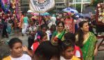 Miembros de la comunidad de la India en Panamá están de fiesta