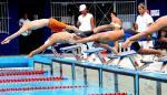 Nadadores se ponen a prueba en tope evaluativo provincial